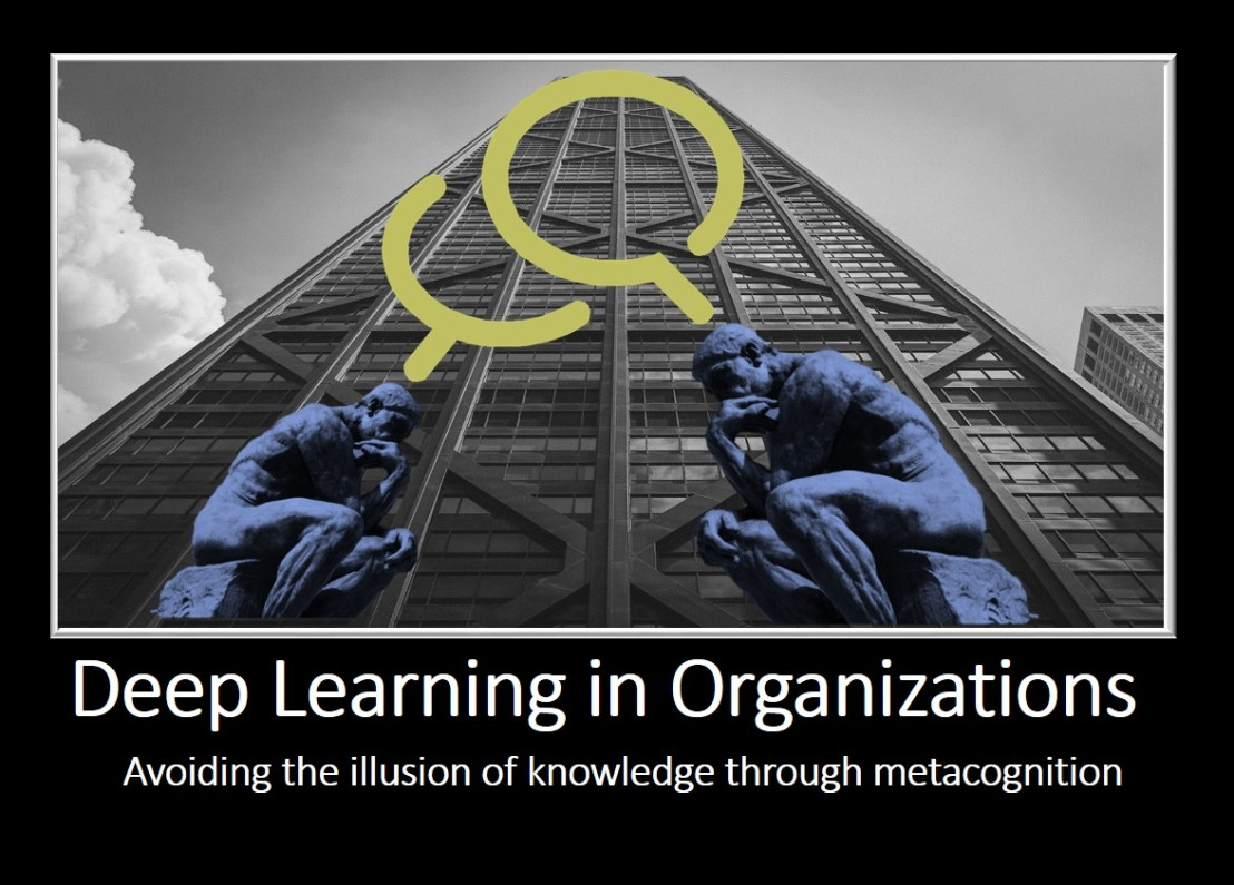 Deep Learning in Organizations